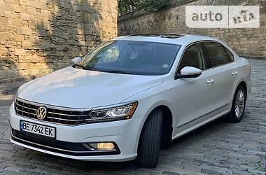 Седан Volkswagen Passat B8 2015 в Николаеве