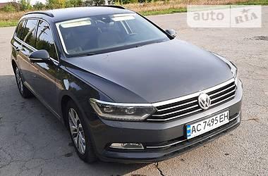 Универсал Volkswagen Passat B8 2017 в Владимир-Волынском