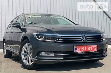 Универсал Volkswagen Passat B8 2016 в Хмельницком