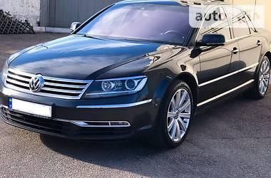 Volkswagen Phaeton 2013