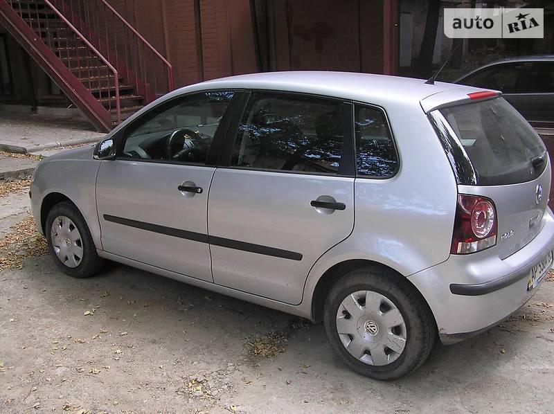 Volkswagen Polo 2008 в Запорожье