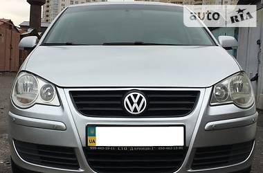 Volkswagen Polo 2008 в Киеве
