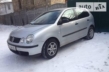 Volkswagen Polo 9n1 1.4  2003