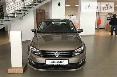 Volkswagen Polo 2018 в Львове
