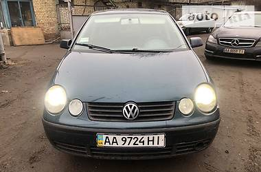 Volkswagen Polo 2003 в Киеве