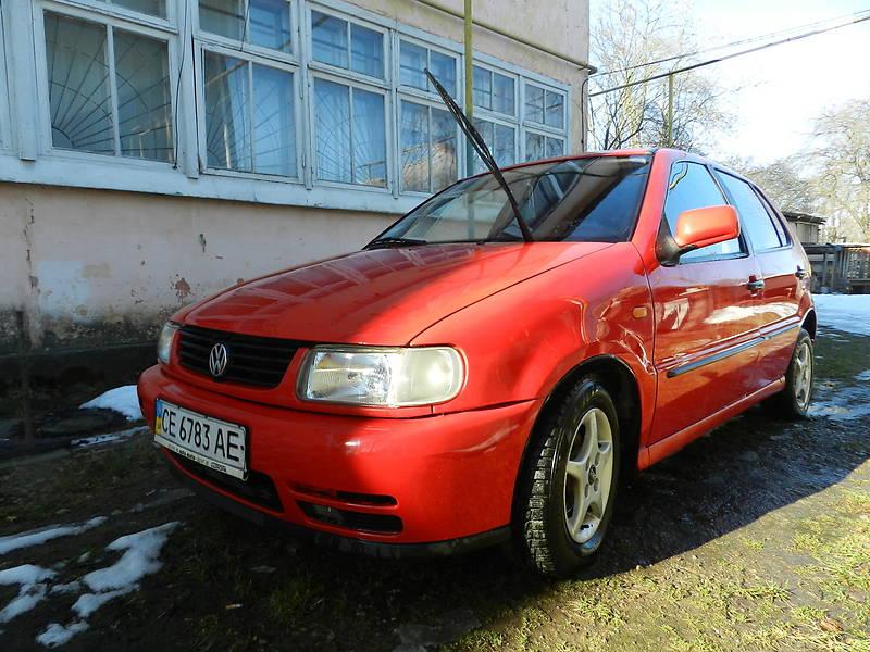 Volkswagen Polo 1999 в Глыбокой