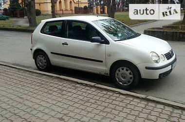Volkswagen Polo 2003 в Львове