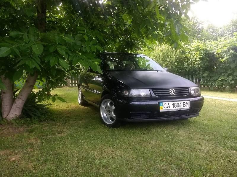 Volkswagen Polo 1999 в Киеве