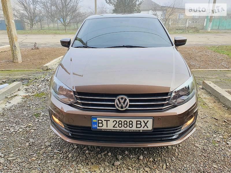Volkswagen Polo 2018 в Новотроицком