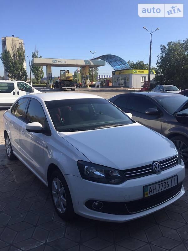 Volkswagen Polo 2013 в Мариуполе