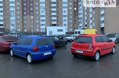 Volkswagen Polo 2001 в Киеве
