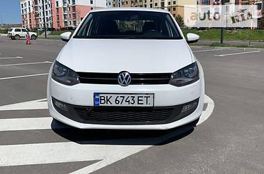 Хэтчбек Volkswagen Polo 2014 в Ровно
