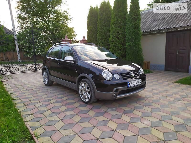 Volkswagen Polo Cross fun