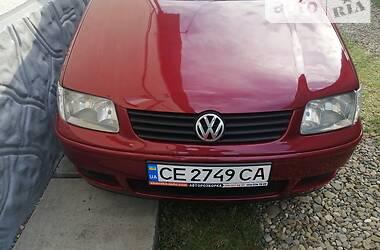 Хэтчбек Volkswagen Polo 2001 в Черновцах
