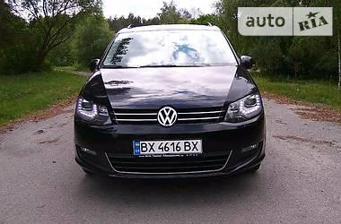 Volkswagen Sharan 2014 в Полонном