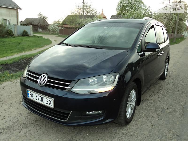 Volkswagen Sharan 2011 в Львове