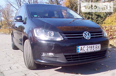 Volkswagen Sharan 2010 в Ковеле