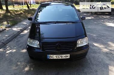 Volkswagen Sharan 2002 в Новояворовске
