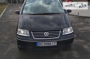 Volkswagen Sharan 2009 в Самборе