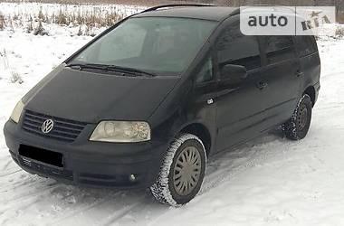 Volkswagen Sharan 2003 в Шостке