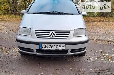 Volkswagen Sharan 2001 в Виннице