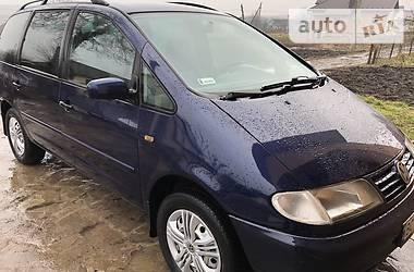 Volkswagen Sharan 1998 в Теребовле