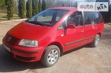 Volkswagen Sharan 2001 в Житомире