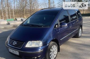 Volkswagen Sharan 2004 в Черновцах
