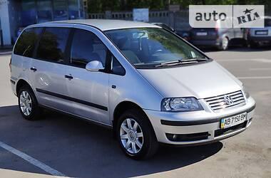 Мінівен Volkswagen Sharan 2009 в Вінниці