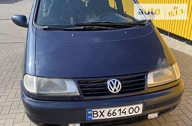 Мінівен Volkswagen Sharan 1997 в Шепетівці