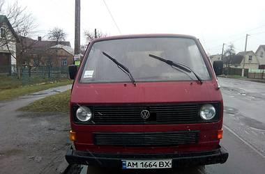 Volkswagen T2 (Transporter) 1982