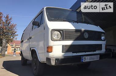 Volkswagen T2 (Transporter) 1989 в Полтаве