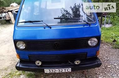 Volkswagen T3 (Transporter) груз. 1981 в Бориславе