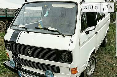 Volkswagen T3 (Transporter) груз. 1981 в Ровно