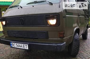 Volkswagen T3 (Transporter) груз. 1989 в Самборе