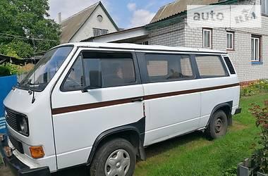 Микроавтобус грузовой (до 3,5т) Volkswagen T3 (Transporter) груз. 1988 в