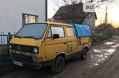 Volkswagen T3 (Transporter) пасс. 1985 в Львове