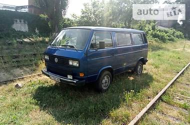Volkswagen T3 (Transporter) пасс. 1989 в Киеве