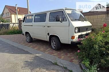 Volkswagen T3 (Transporter) пасс. 1989 в Чернигове