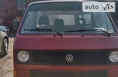 Volkswagen T3 (Transporter) пасс. 1990 в Александрие