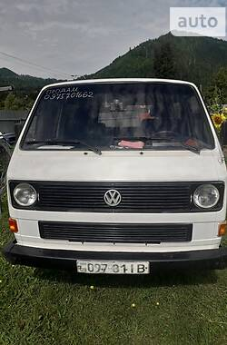 Легковий фургон (до 1,5т) Volkswagen T3 (Transporter) пас. 1989 в Верховині