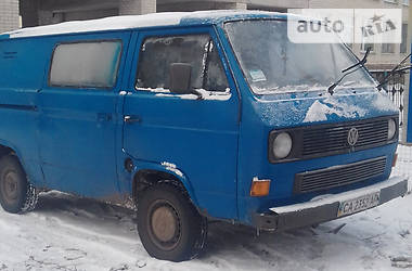 Volkswagen T3 (Transporter) 1987 в Чернигове