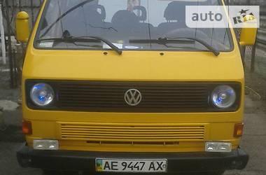 Volkswagen T3 (Transporter) 1991 в Херсоне
