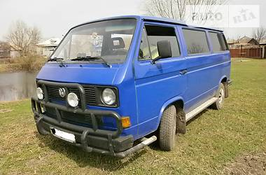 Volkswagen T3 (Transporter) 1989 в Нежине