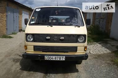 Volkswagen T3 (Transporter) 1986 в Жмеринке