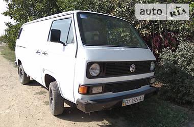 Volkswagen T3 (Transporter) 1987 в Херсоне