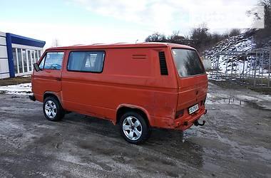 Volkswagen T3 (Transporter) 1988 в Черновцах