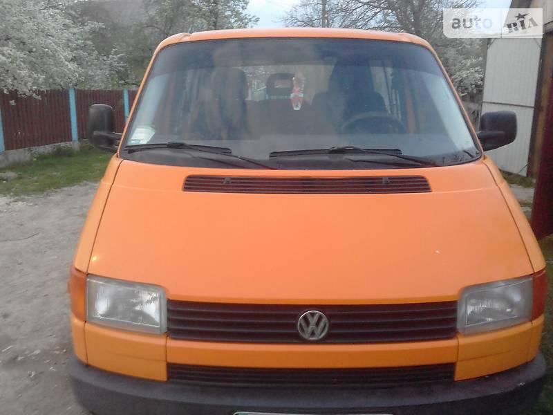 Volkswagen T4 (Transporter) груз-пасс. 1997 в Хмельницком