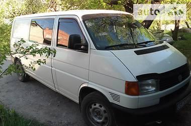 Volkswagen T4 (Transporter) груз-пасс. 1999 в Луганске