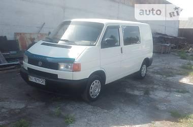 Volkswagen T4 (Transporter) груз-пасс. 1998 в Киеве